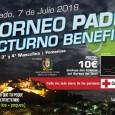 El sábado 7 de julio en Estepa se celebrará la primera edición del Torneo de Pádel Nocturno Benéfico organizado por Cruz Roja Española.