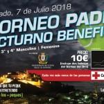 Torneo de Pádel Nocturno Benéfico en Estepa