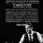 Espectáculo flamenco: Estepa al atardecer