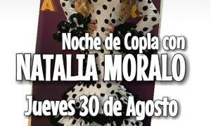 Noche de copla en Estepa con Natalia Moralo