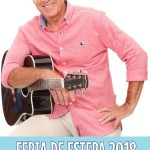 Concierto de José Manuel Soto en la Feria de Estepa 2018