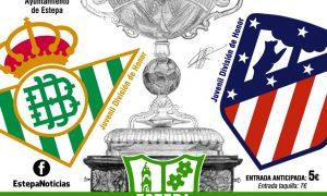Trofeo Ciudad del Mantecado 2018 en Estepa