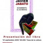 Presentación del libro póstumo de Javier Jabato en Estepa