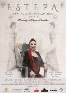 30ª edición del Polvorón Flamenco de Estepa 2018