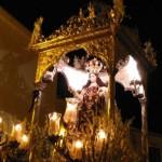 Procesión de gloria de la Virgen del Carmen en Estepa
