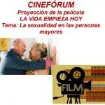 Cine en Estepa: Actividad dirigida a mayores de 65 años organizada por Cruz Roja