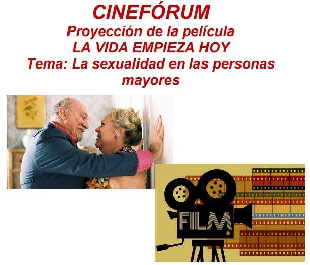 Cruz Roja organiza en Estepa un Cine Fórum
