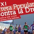 El próximo domingo 18 de noviembre se celebrará en Estepa la XXI edición de la Carrera Popular contra la Droga.