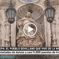 El pasado domingo Estepa fue protagonista en el informativo de Canal Sur, haciendo mención al impacto positivo que genera la actividad de la industria del mantecado en la localidad.