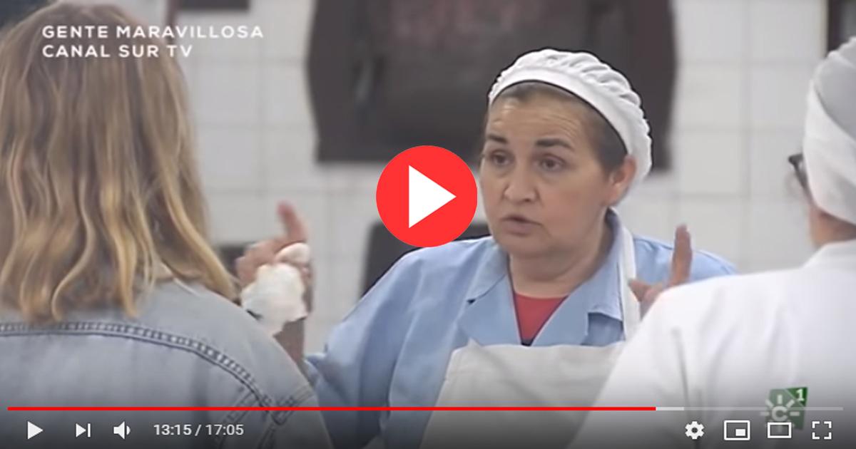 Gente Maravillosa en Estepa: Asunción en Mantecados El Gamo