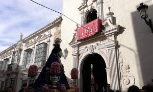 Procesión Inmaculada Concepción en Estepa 2018