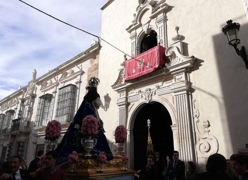 Procesión Inmaculada Concepción 2018