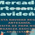 Del 6 al 9 de diciembre en la Avenida de Andalucía de Estepa, entre La Tetería y Mantecados La Aurora, habrá un mercado artesanal con motivo de la Navidad.