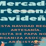 Mercado Artesanal Navideño en Estepa