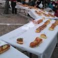 En la tarde del 5 de diciembre Estepa una vez más fue una ciudad solidaria y acudió a la Plaza del Carmen para colaborar en el día del Roscón de Reyes Solidario.