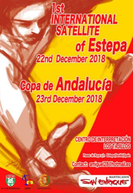 Subbuteo en Estepa: 1st Satellite y Copa de Andalucía 2018
