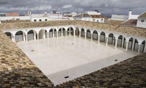 Inauguración de la Plaza de Abastos de Estepa