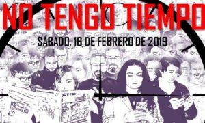 Teatro en Estepa: «No tengo tiempo»