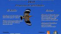 29.05.2019Como cada año, el Grupo Ornitológico Zamalla organiza el Día Mundial del Medio Ambiente en la Sierra Sur de Sevilla. La Organización de las Naciones Unidas ha escogido el 5 de junio para celebrar el Día Mundial del Medio Ambiente […]