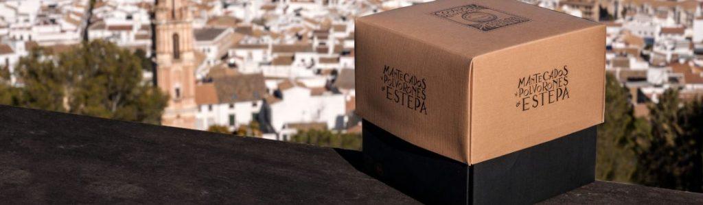 Mantecados de Estepa