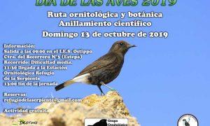 Día Mundial de las Aves 2019 en Estepa
