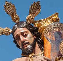 Cristo Amarrado a la Columna en Estepa