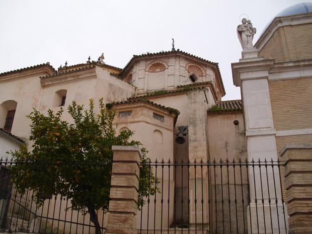Iglesia de Nuestra Señora de los Remedios en Estepa