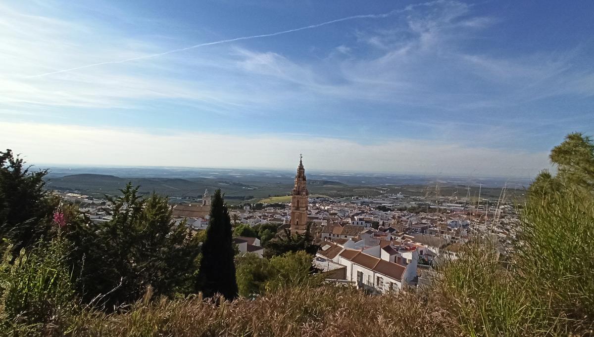 Balcón de Andalucía en Estepa
