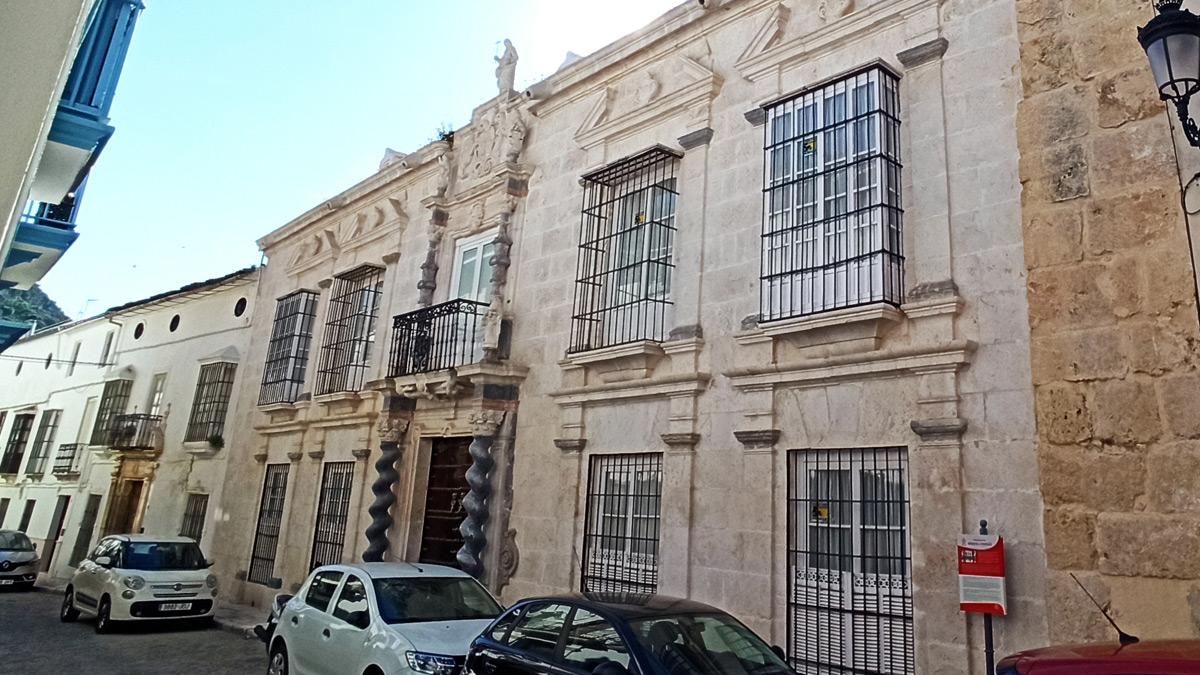 Turismo Sevilla: Casa Palacio en Estepa