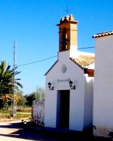 Ermita de San Isidro Labrador en La Salada, Estepa