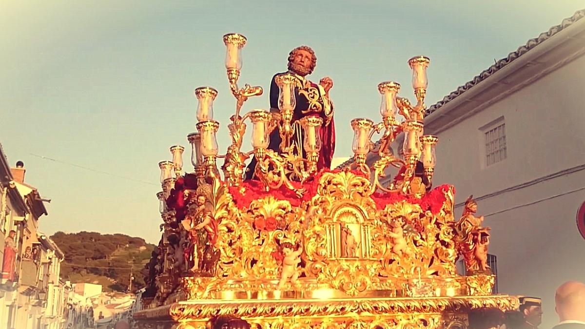 San Pedro de Estepa en el Martes Santo