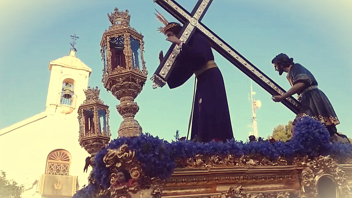 Semana Santa: Nuestro Padre Jesús Nazareno de Estepa