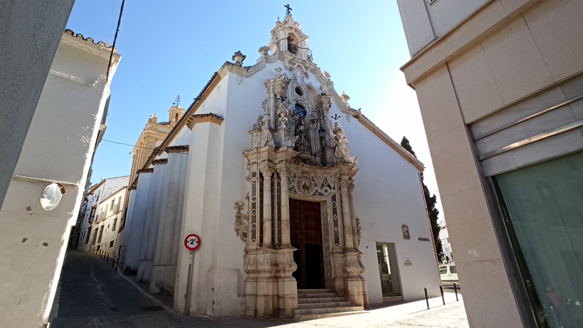 Iglesia de Nuestra Señora del Carmen en Estepa, Sevilla