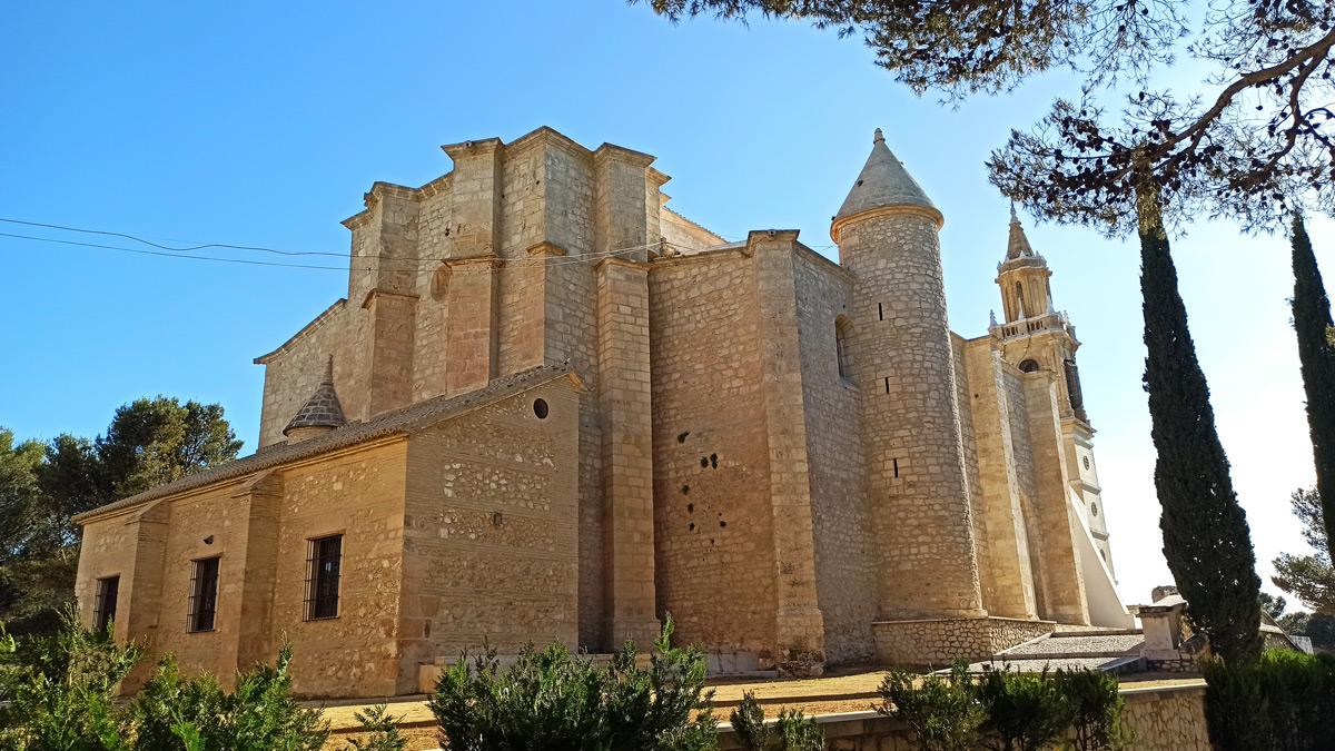 Iglesia de Santa María La Mayor en Estepa
