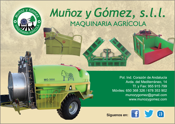 Maquinaria Agrícola Muñoz y Gómez