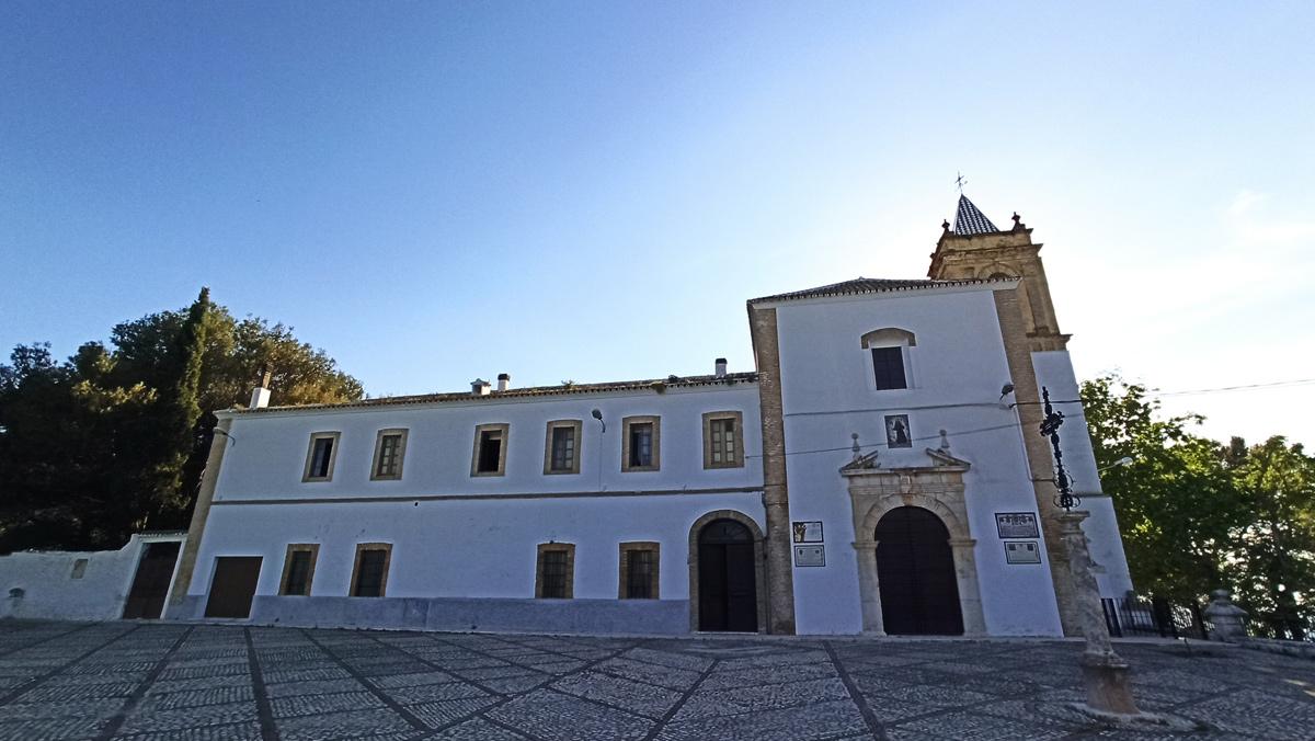 Iglesia y Convento de Nuestra Señora de Gracia y San Francisco de Estepa