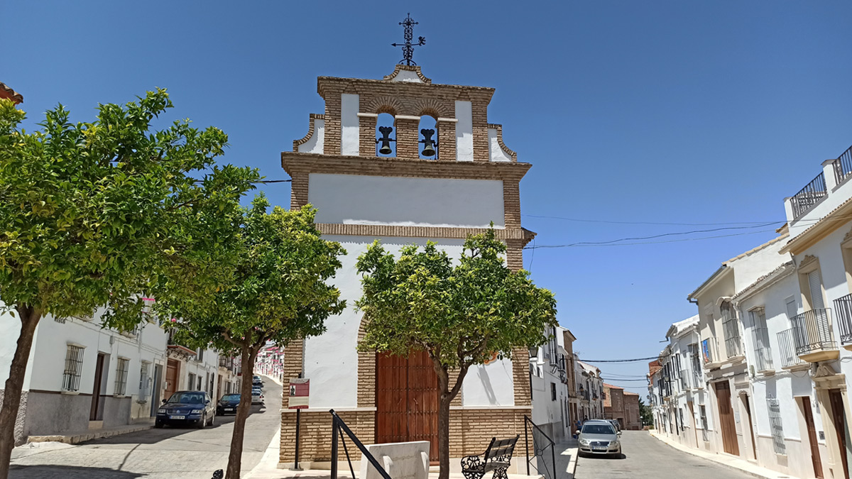 Ermita de San Marcos en Estepa