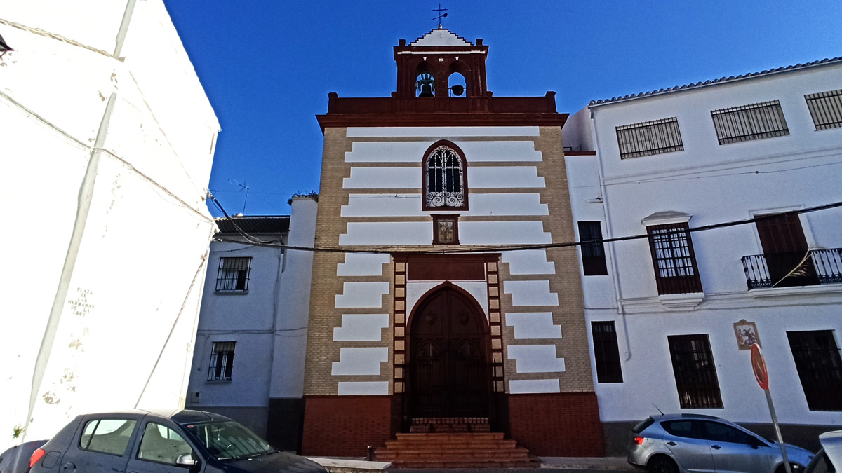 Iglesia de Nuestra Señora de los Ángeles en Estepa