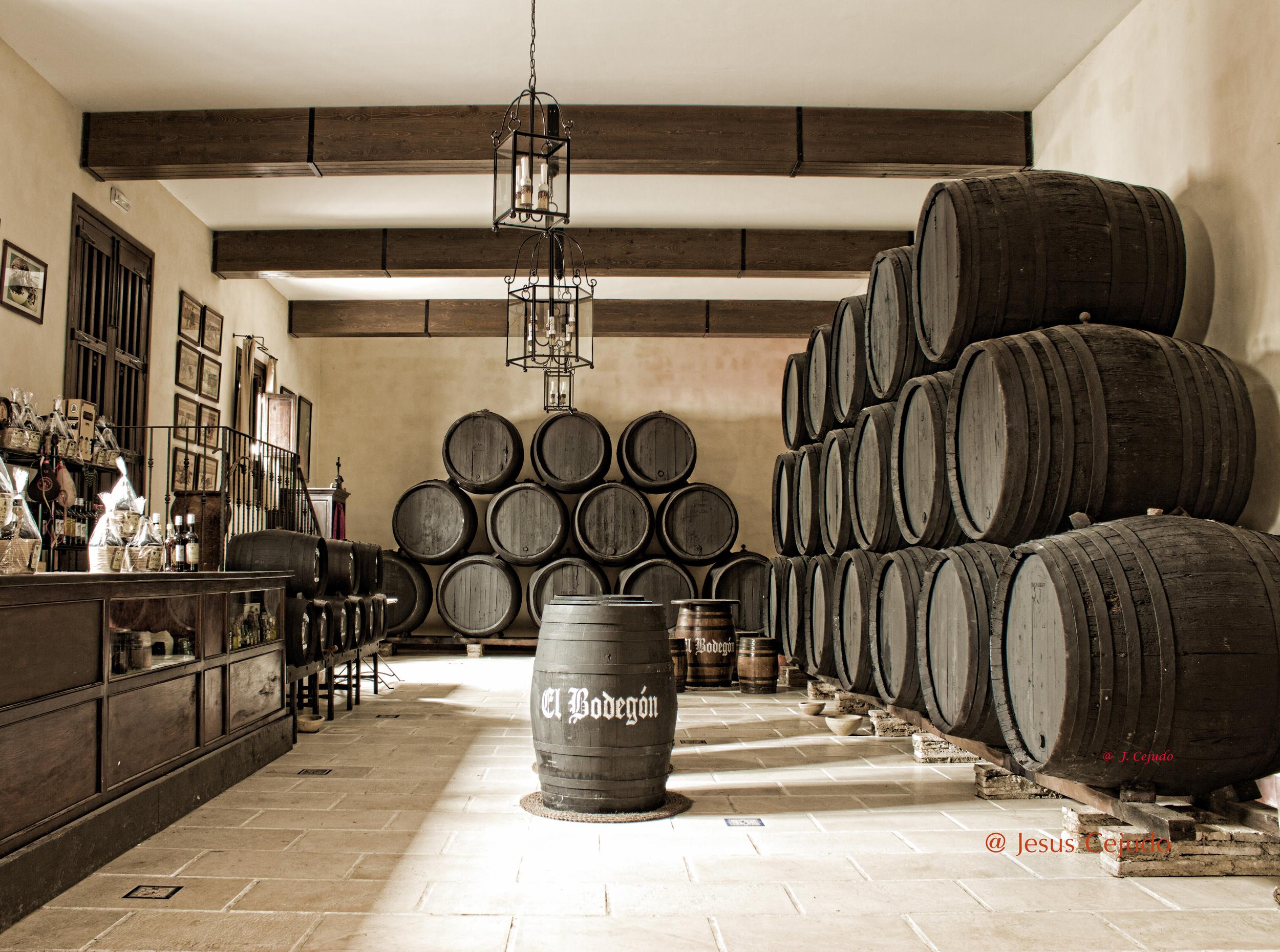 Museo Bodega El Bodegón en Estepa