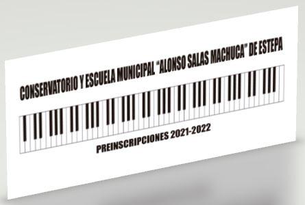 Preinscripción Conservatorio de Estepa 2021