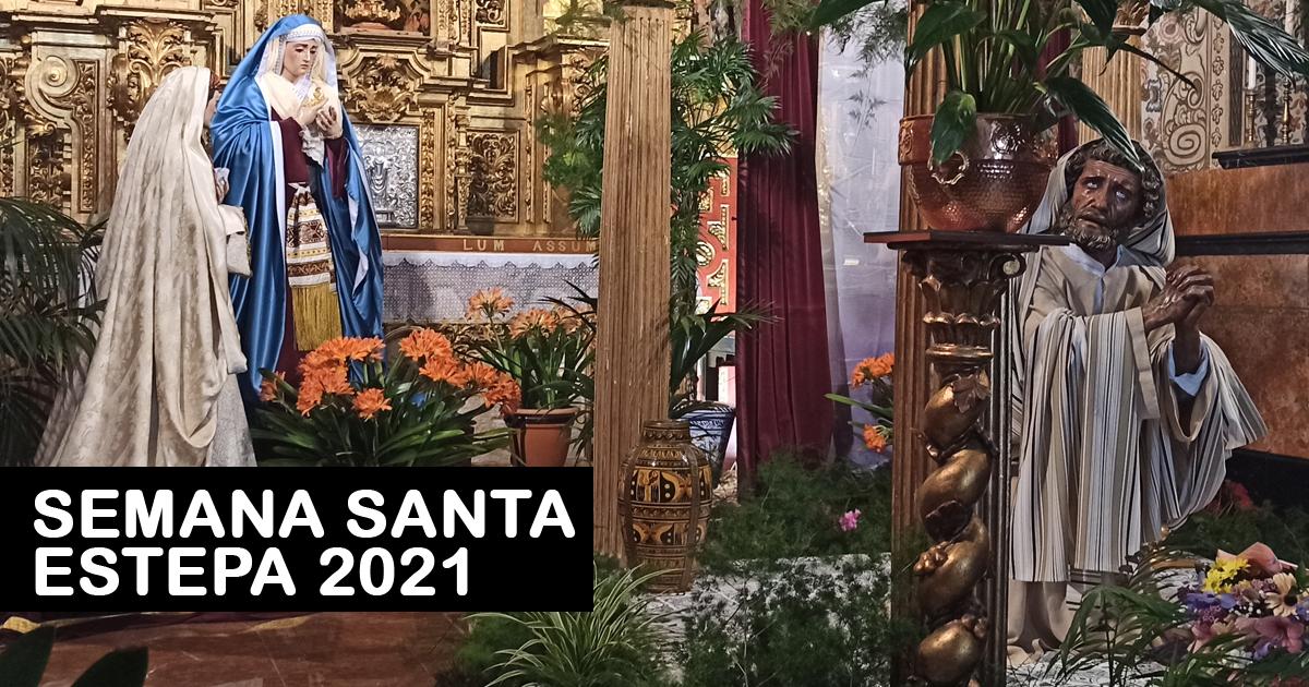 Semana Santa de Estepa 2021